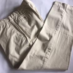 Pantaloni barbati BOGGI Milano, mas. 54, Culoare: Bej, Lungi, Bumbac