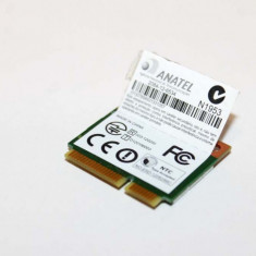 Placa de retea wireless Laptop Lenovo G580 QCWB335