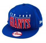 Sapca New Era Cotton NY Giants 9fifty Albastru - Cod 34604630