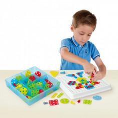 Joc Constructii Mosaic Art Miniland - Jocuri arta si creatie