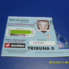 Bilet Rapid - Feyenoord - Bilet meci