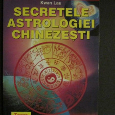 Secretele astrologiei chinezesti - Carte astrologie