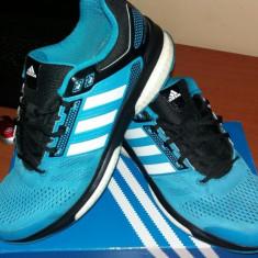 Adidas Boost Urgent mar 43.impecabili - Adidasi barbati, Marime: 43 1/3, Culoare: Albastru