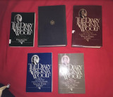 The Diary of Virginia Woolf 5 volume set complet