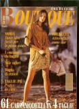 Revista moda BOUTIQUE - iulie 1995, completa, cu insert