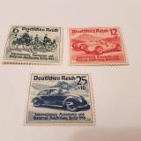 Germania reich 1939 salon auto in berlin/ serie MH, Nestampilat