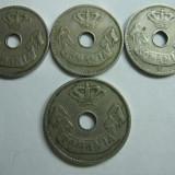 Romania (7) - 10 bani 1905, 1906, 1906 J, 20 bani 1906