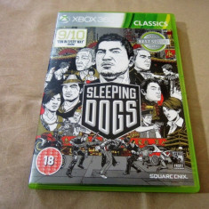 Joc Sleeping Dogs, xbox360, original, alte sute de jocuri! - Jocuri Xbox 360, Shooting, 18+, Single player