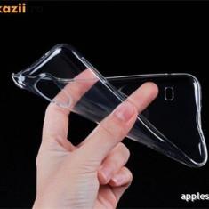 Husa Samsung Galaxy J7 2016 TPU Transparenta - Husa Telefon Samsung, Gel TPU, Fara snur, Carcasa