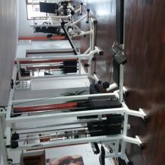 30 aparate sala fitness+aerobic - Aparat multifunctionale fitness