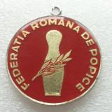 POPICE-MEDALIA FEDERATIEI ROMANE DE POPICE-1977