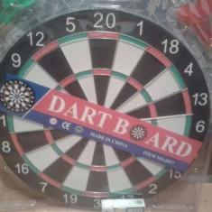 JOC DARTS tabla mare cu sageti - Set Darts