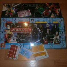 Joc Monopoly star wars limba romana - Joc board game