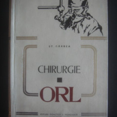 ST. GARBEA - CHIRURGIE ORL {1974} - Carte Chirurgie