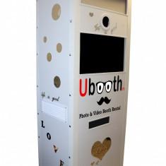 Inchiriaza cabina foto Ubooth
