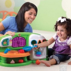 Bucatarie pentru copii - SIZZLIN SHAPES KITCHEN Step 2