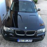 BMW X3 2.0D (diesel), Inmatriculat RO, An Fabricatie: 2007, Motorina/Diesel, 195000 km, 1995 cmc, Seria X