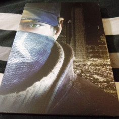 Joc Watch Dogs Steel Book, PS3, original, alte sute de jocuri! - Jocuri PS3 Square Enix, Actiune, 18+, Single player