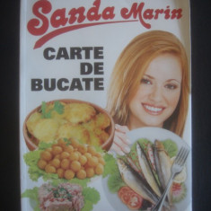 SANDA MARIN - CARTE DE BUCATE  {2011}