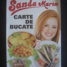 SANDA MARIN - CARTE DE BUCATE {2011} - Carte Retete traditionale romanesti