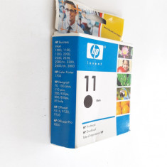 Cartus imprimanta HP 11 C4810A negru