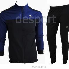Trening barbati Lacoste - Bluza si pantaloni conici - Model NOU - Pret Special -, Marime: S, XL, Culoare: Din imagine