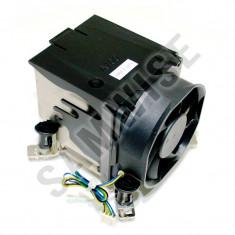 Cooler procesor Socket 775 1155 1156 vent 70mm Silent 4 pin PWM+pasta GARANTIE ! - Cooler PC Intel, Pentru procesoare