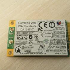 Modul Wireless Toshiba L300 Produs Functional Poze reale 0295DA