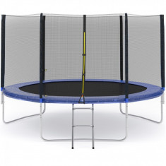 Trambulina cu plasa de protectie si scara ACTION High Quality 305 cm - Trambulina copii