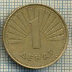 8708 MONEDA- MACEDONIA - 1 DENAR -anul 2001 -starea ce se vede, Africa