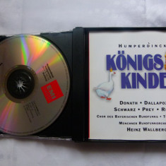 Humperdink - Konig Kinder - Muzica Opera emi records, CD
