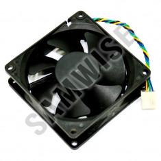 Ventilator JMC 80mm 4 pini, control turatie.........**Garantie 6 LUNI** - Cooler PC, Pentru carcase