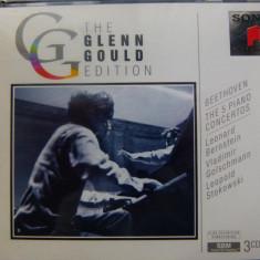 Beethoven - Glen Gould - Muzica Clasica sony music, CD