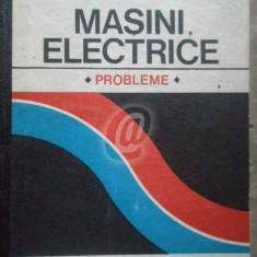 Masini electrice. Probleme - Carti Electronica