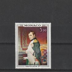 Pictura Napoleon Monaco.