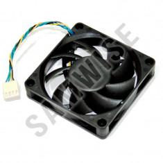 Ventilator 70mm 4 pini, control turatie..........**Garantie 6 LUNI** - Cooler PC, Pentru carcase