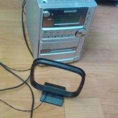Sistem Stereo Kenwood RXD-M37SG - Deck audio