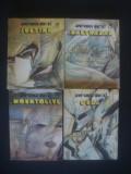LAWRENCE DURRELL - JUSTINE, BALTHAZAR, MOUNTOLIVE, CLEA  4 volume