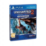 Sony Joc PS4 Uncharted 2: Among Thieves
