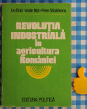 Revolutia industriala in agricultura Romaniei Ion Bold Vasile Nita