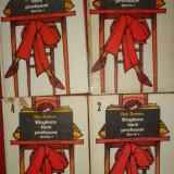 Engleza fara profesor seria I, 4 volume an 1976 - Dan Dutescu - Curs Limba Engleza