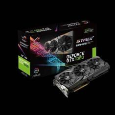 Placa video Asus GeForce GTX 1080 ROG Strix OC 8GB DDR5X 256Bit - Placa video PC