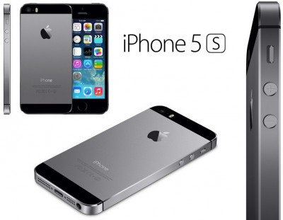 Apple iPhone 5S 16GB Space Gray SIGILAT GARANTIE 2 ANI foto