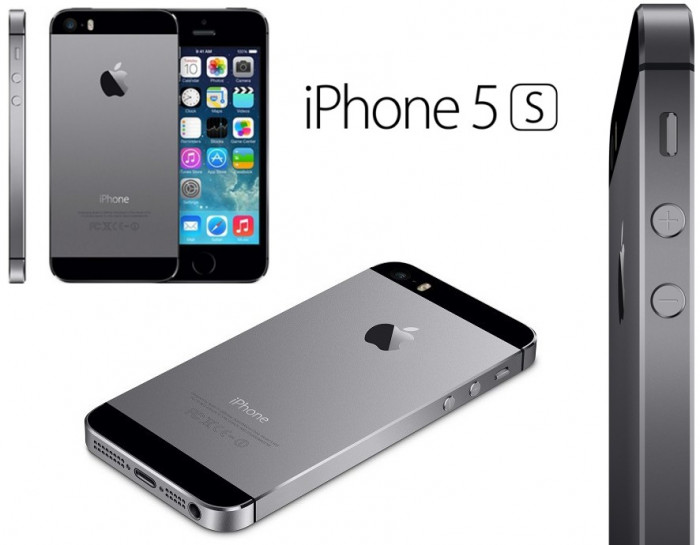 Apple iPhone 5S 16GB Space Gray SIGILAT GARANTIE 2 ANI foto mare
