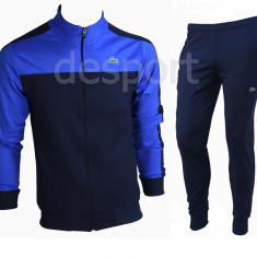 Trening barbati Lacoste - Bluza si pantaloni conici - Model NOU - Pret Special -, Marime: S, M, L, XL, XXL, Culoare: Din imagine