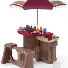 Grill & Play Patio Café Step 2