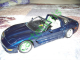 Bburago 1:18 Chevrolet Corvette CS