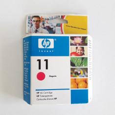Cartus imprimanta HP 11 C4837AE Magenta, Original
