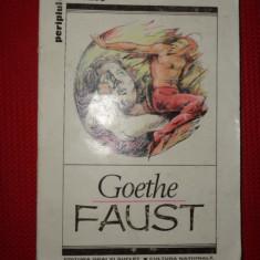 Faust 328pagini- Goethe - Carte Teatru