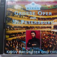 Kirov - grosse oper - Muzica Opera Altele, CD